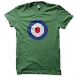 MAR círculo camiseta la que Verde