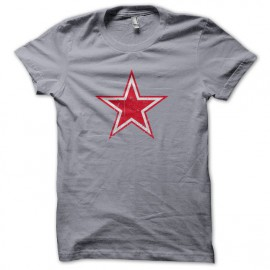 Tee Shirts ¿Quién la URSS Rusia redondel gris
