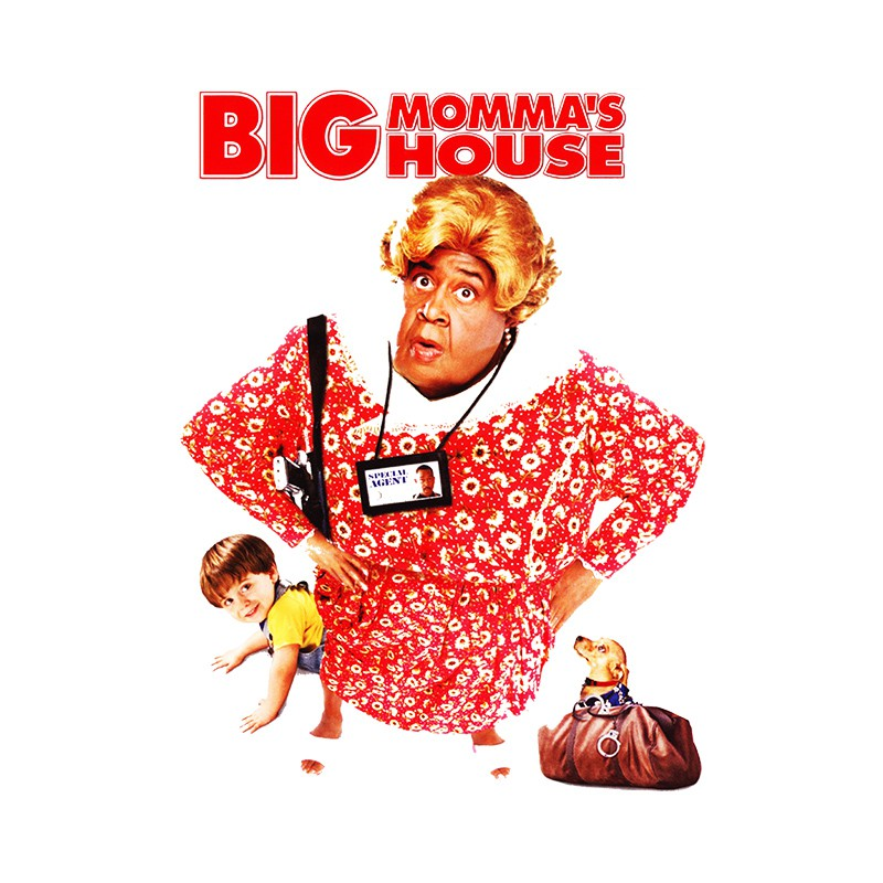 Shirt Big Momma's House White