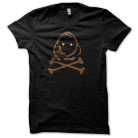 Tee Shirt Jawa tete de mort Noir