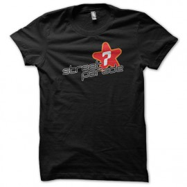 Tee Shirt Street Parade Black