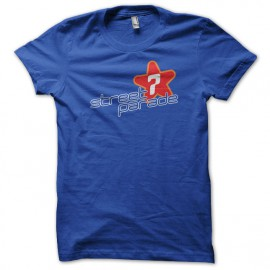 Tee Shirt Street Parade Blue