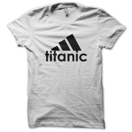 adidas t shirt grau weiß