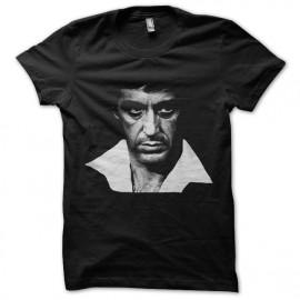camisa de marco negro Tony Montana