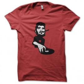 camiseta roja del che guevara