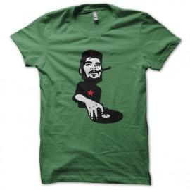 Che Guevara camiseta de la placa verde