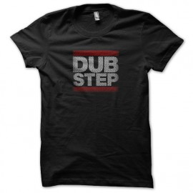 tee shirt dubstep black