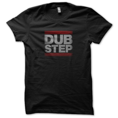 tee shirt dubstep black