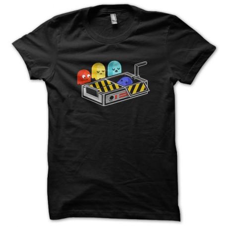 Camisa fantasma reventado negro