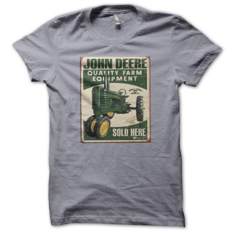c69e6d21439 john deere t-shirt gray