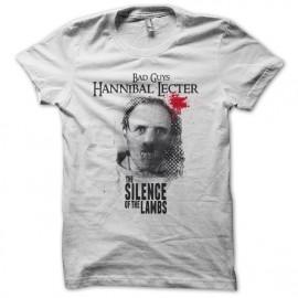 Tee Shirt Bad Guys- Hannibal Lecter THE SILENCE OF THE LAMBS