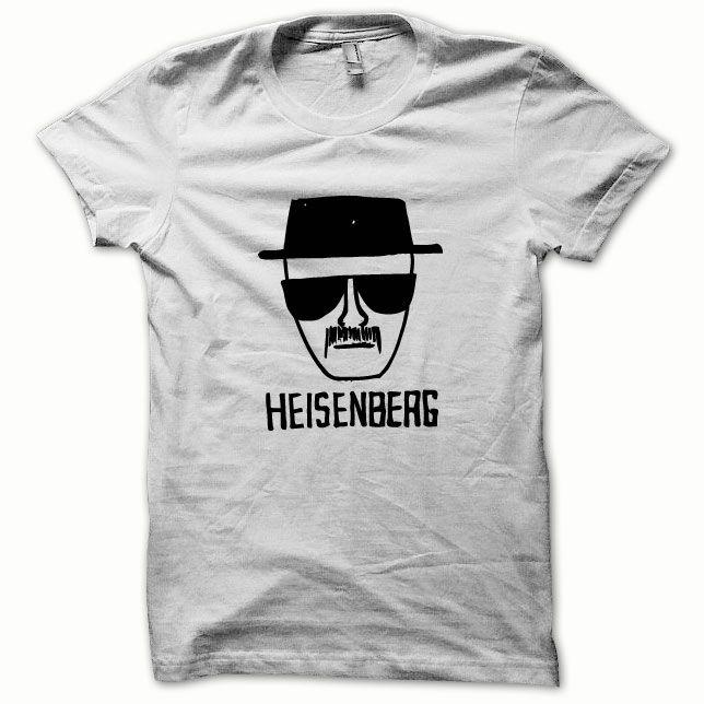 Breaking Bad Heisenberg Carlesberg Inspiré T-Shirt Logo Noir Taille À 3XL