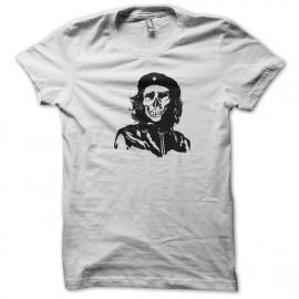 shirt skate skull white