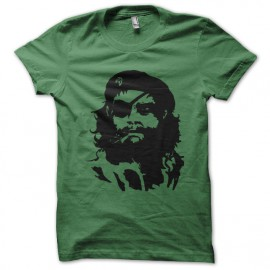 shirt che matalgear green