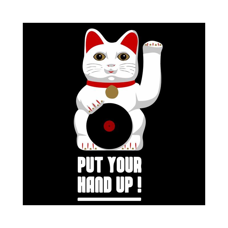 T Shirt Hip Hop Cat