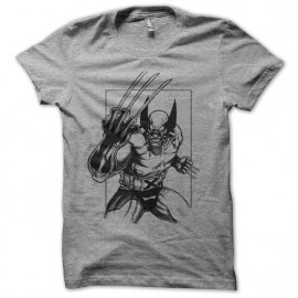 wolvies comic gray shirt