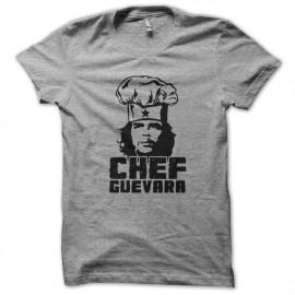 líder camisa gris Guevara