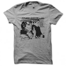 gray shirt sonic sleuth