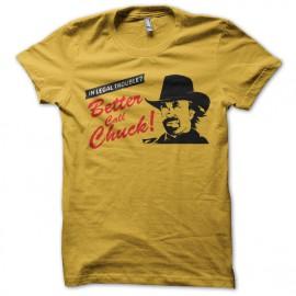 Camisa mejor llamada mandril parodia saul mejor llamada amarillo