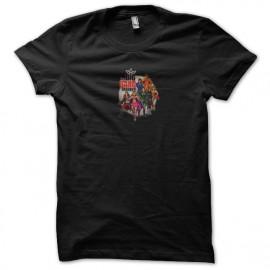 camisa héroes negros Big Bang Theory