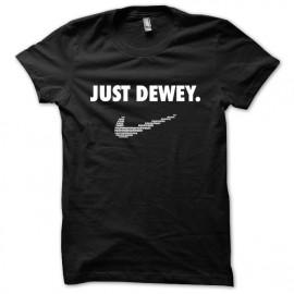 Just Dewey