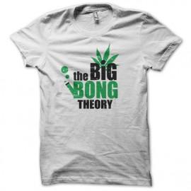 shirt the big bong theory white