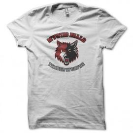 Tee Shirt Mystic Falls - Vampire Diaries - white