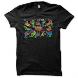 zodiacsex negro camiseta