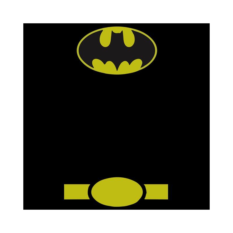 Batman T Shirt Black