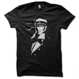 tee shirt corto maltese noir