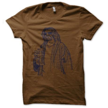 Duke camisa marrón lebowski