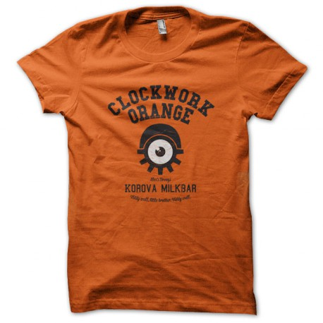 University Tee Shirt Clockwork Orange