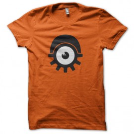 Tee Shirt Clockwork Orange logo oeil