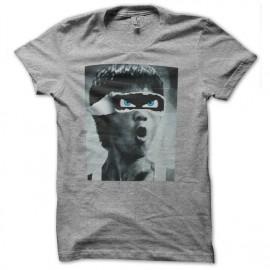 bruce lee gray shirt