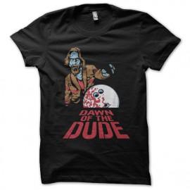camisa de la madrugada del tipo negro