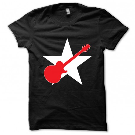 Tee shirt Guitare / Rock