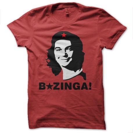 shirt che red bazinga