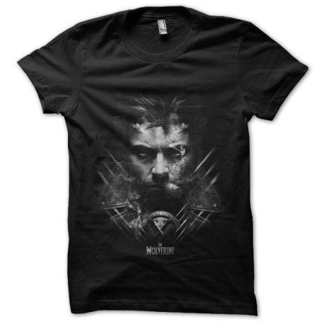 the black shirt wolverine
