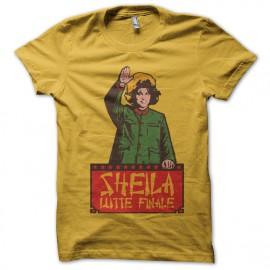 Sheila final fight