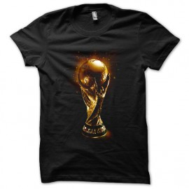 tee shirt award world cup noir