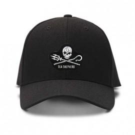 casquillo negro Sheperd mar