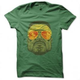 camisa verde lebowski