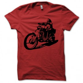custom motorcycle rider anarchy
