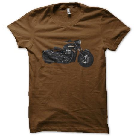 brown shirt chopper