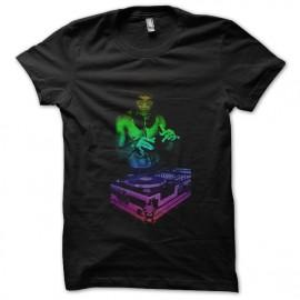 bruce lee shirt black dj