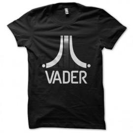 camiseta del negro de la camisa Vader