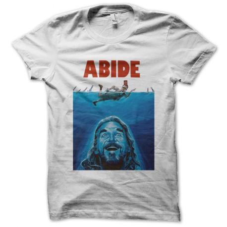 Abide white shirt