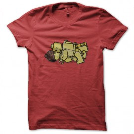 shirt lego love red