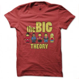 shirt the big red theory