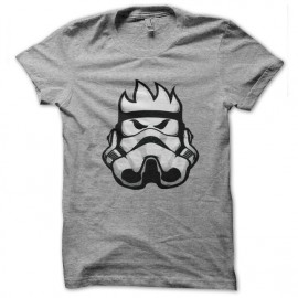 tee shirt spitfire strom troopers gris